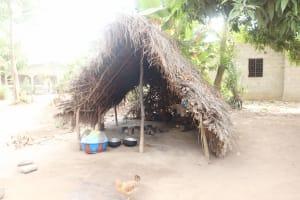 The Water Project: Waysaya Community, #1 Reverend Samuel Street -  Kitchen