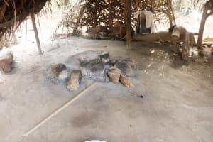 The Water Project: Waysaya Community, #1 Reverend Samuel Street -  Inside Kitchen