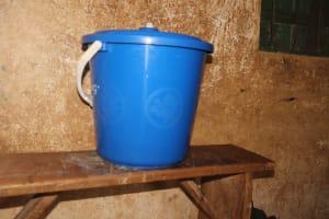 The Water Project: Kulafai Rashideen Primary School -  Water Storage Container At School