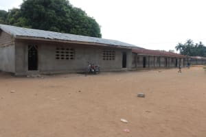 The Water Project: Kulafai Rashideen Primary School -  School Building
