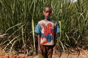 The Water Project: Rubona Kyawendera Community -  Moses M