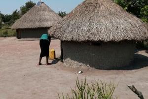 The Water Project: Rwensororo Community -  Compound
