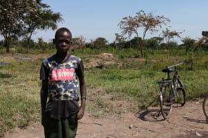 The Water Project: Rwensororo Community -  Joshua