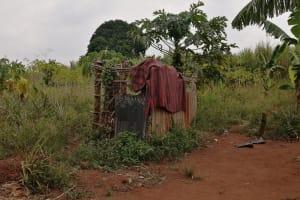 The Water Project: Bulima-Kahembe Community -  Bathing Shelter