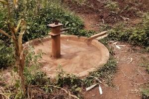 The Water Project: Bulima-Kahembe Community -  Broken Down Borehole