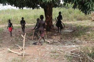 The Water Project: Bulima-Kahembe Community -  Children Playing
