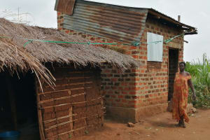 The Water Project: Bulima-Kahembe Community -  Compound