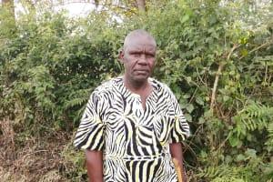 The Water Project: Bulima-Kahembe Community -  Jotham Byonabye