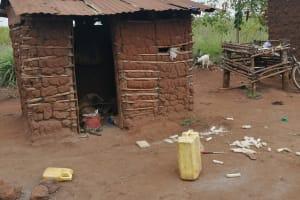 The Water Project: Bulima-Kahembe Community -  Kitchen