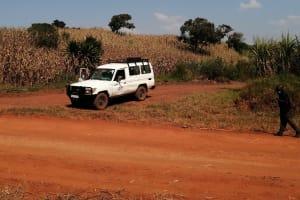 The Water Project: Byerima Community -  Community Landscape