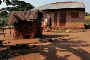 The Water Project: Byerima Community -  Compound