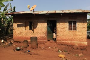 The Water Project: Byerima Community -  Home