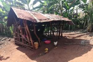 The Water Project: Byerima Community -  Kitchen
