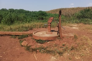 The Water Project: Byerima Community -  Nonfunctional Well