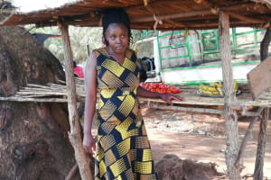 The Water Project: Byerima Community -  Woman At Her Market Stall