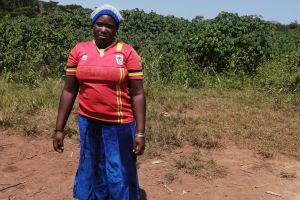 The Water Project: Byerima Kyakabasarah Community -  Beatrice Atuhairwe