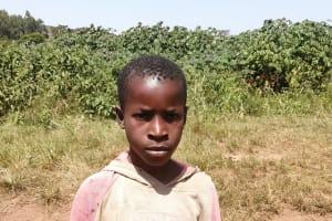 The Water Project: Byerima Kyakabasarah Community -  Geoffrey K