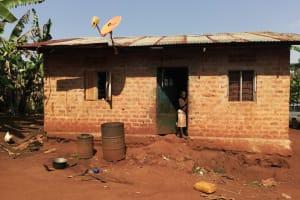 The Water Project: Byerima Kyakabasarah Community -  Household