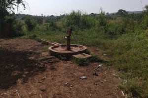 The Water Project: Byerima Kyakabasarah Community -  Second Nonfunctional Well
