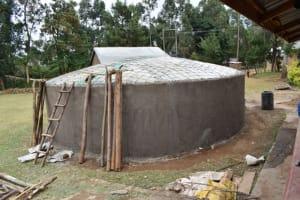 The Water Project: Wavoka Primary School -  Dome Setting