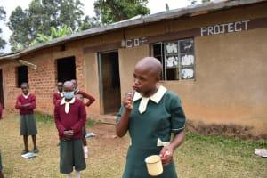 The Water Project: Wavoka Primary School -  Dental Hygiene Demonstration