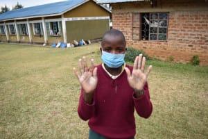 The Water Project: Wavoka Primary School -  Handwashing Demonstrations