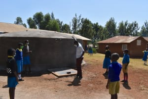 The Water Project: Kitagwa Primary School -  Onsite Training