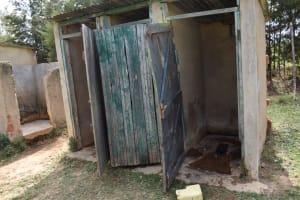 The Water Project: Tande Primary School -  Latrines Block