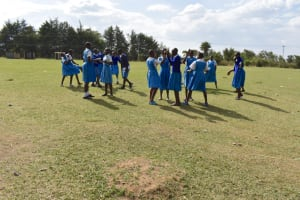The Water Project: Tande Primary School -  Students Playing