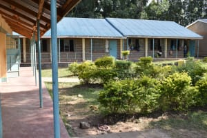 The Water Project: Tande Primary School -  Classroom Blocks