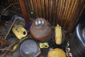 The Water Project: Tande Primary School -  Water Storage