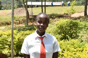 The Water Project: Friends Mixed Secondary School Lwombei -  Doreen Club Chair