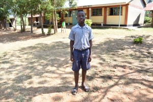 The Water Project: St. Martin's Primary School -  Ambrose Health Club Treasurer