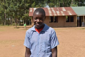 The Water Project: St. Martin's Primary School -  Clinton