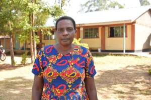 The Water Project: St. Martin's Primary School -  Teacher Kongo Everlyne