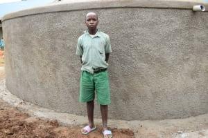 The Water Project: Friends Musiri Primary School -  Davine Club Secretary