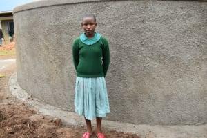 The Water Project: Friends Musiri Primary School -  Janepher Club Treasurer
