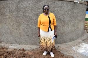 The Water Project: Friends Musiri Primary School -  Madam Margaret Kageha