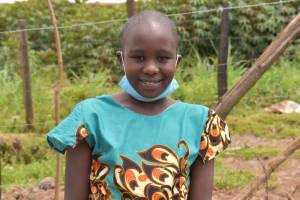 The Water Project: Isanjiro Community, Musambai Spring -  Mercy