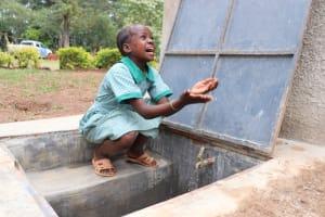 The Water Project: Friends Musiri Primary School -  Making A Splash