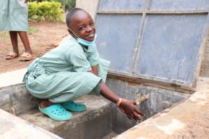 The Water Project: Friends Musiri Primary School -  Happy Day