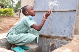 The Water Project: Friends Musiri Primary School -  Splash