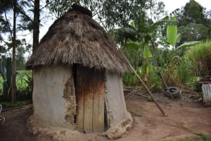 The Water Project: Bumira Community, Savai Spring -  Store House