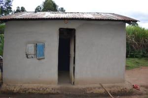 The Water Project: Bumira Community, Savai Spring -  Kitchen