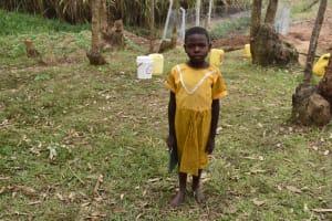 The Water Project: Mukoko Community, Zebedayo Mutsotsi Spring -  Nelly