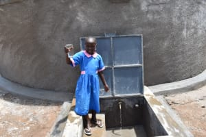 The Water Project: Gidimo Primary School -  Cheers To Clean Water