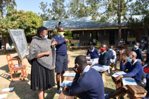 The Water Project: St. Martin's Primary School -  Elbow Greetings