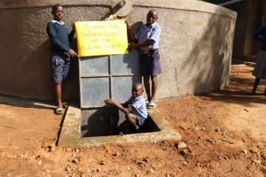 The Water Project: St. Martin's Primary School -  Thank You