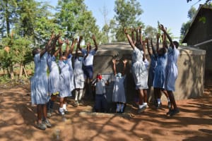 The Water Project: St. Martin's Primary School -  Water Celebrations