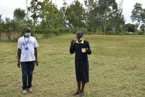 The Water Project: Jimarani Primary School -  Dental Demonstration